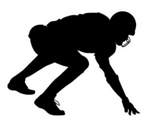 Defensive End (DE) Definition & Meaning