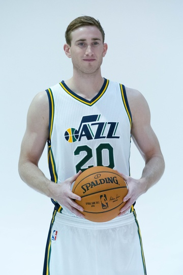 "Gordon Hayward Would ""Crush"" LeBron James At…"