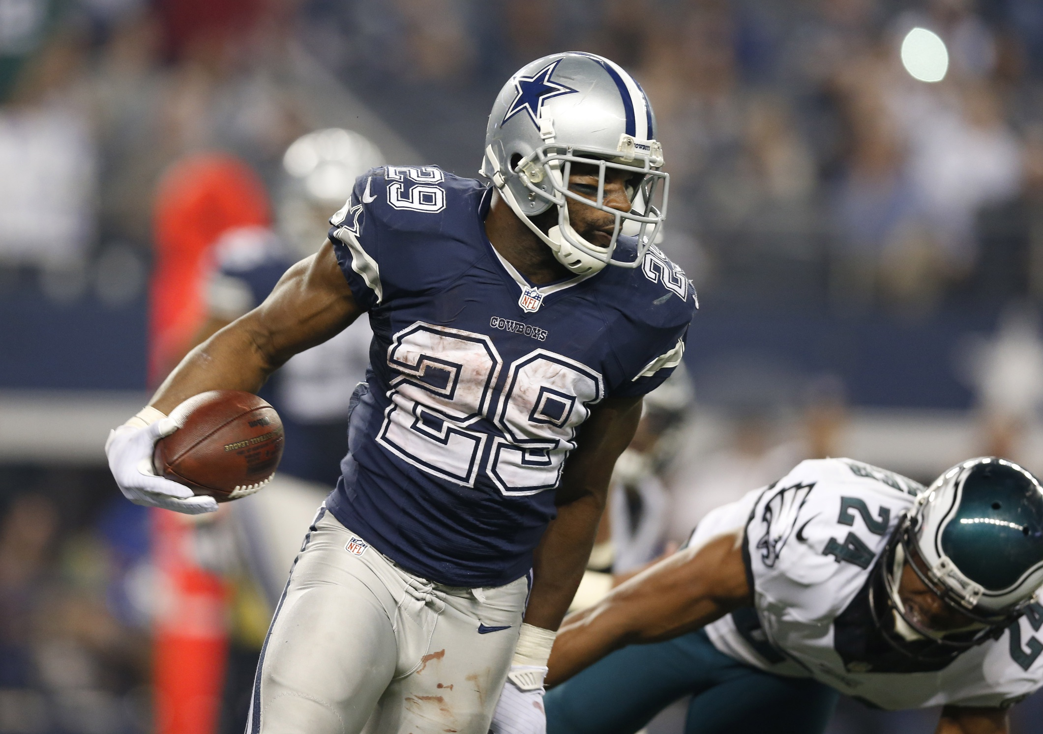 PICS: Sooo, DeMarco Murray Is Accused Of Being A Homewrecker