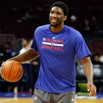 VIDEO: Joel Embiid Shows Us His Moves & He Looks Good
