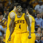 The Movie San Andreas Has Made Iman Shumpert Afraid To Play In California