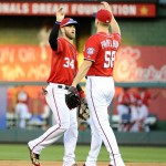 VIDEO: That Escalated Quickly. Papelbon Grabs Harper By The Jugular