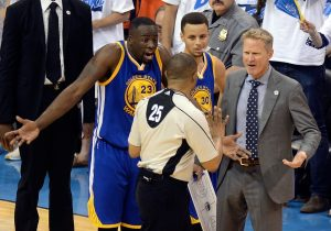 The Warriors Struggle & Find Themselves In Unfamiliar Territory