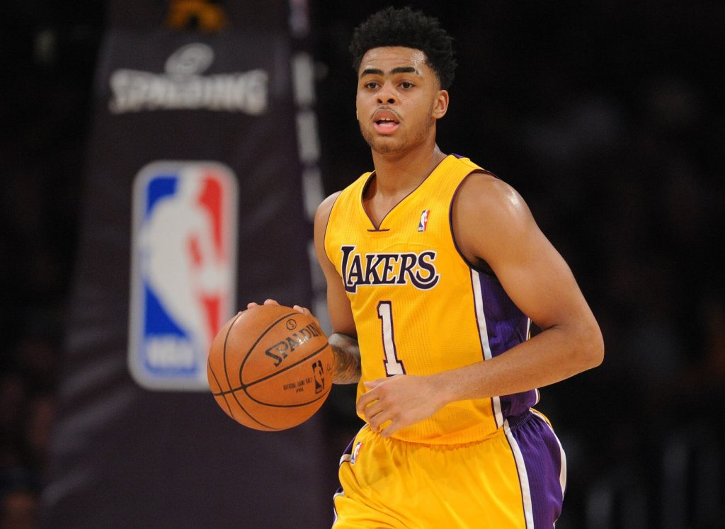 Is D'Angelo Russell Ready To Become The Next Big Star In LA?