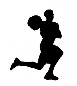 What Is Up And Under In Basketball? Definition & Meaning