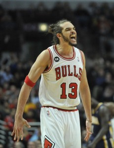 Joakim Noah's Dream Team Starting Five Includes Corey Brewer