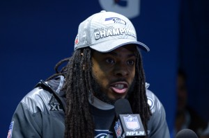 Kirby Lee/USRichard Sherman Defends DeSean Jackson With Twitter Pic