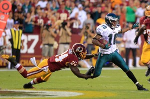 DeSean Jackson Signs With The Washington Redskins