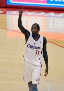 Jamal Crawford Wins His Second NBA Sixth Man Of The Year Award