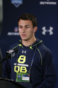 "Johnny Manziel Is Now ""Johnny Wonderlic""? Get Outta Here"