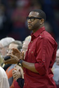 Tracy McGrady Found A Job & Makes The Sugar Land Skeeters Roster