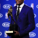 Kevin Durant Wins NBA MVP & Gets The Cover Of NBA2K15 On The Same Day