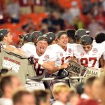 Alabama Tight End Michael Nysewander Likes Miller Lite