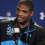 St. Louis Rams Pick Michael Sam In The 7th Round, Make History