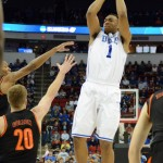 Jabari Parker Exchanges Oreos With Joel Embiid For The Millions
