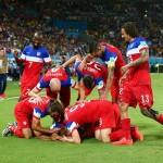 Team USA Wins A Shocker Against Ghana In World Cup Opener, 2-1
