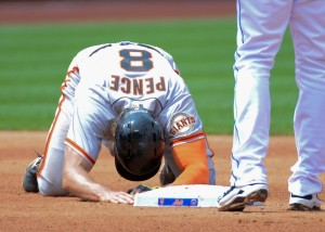 Hunter Pence Gets Some Bizarre & Hilarious Taunts