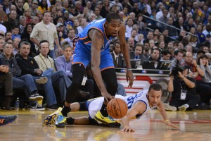 Remember When Kevin Durant Thought Stephen Curry Was White?
