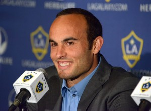 Landon Donovan Doesn't Remember Being Cut By Team USA