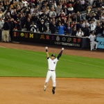 Derek Jeter Does It One Last Time At Yankees Stadium