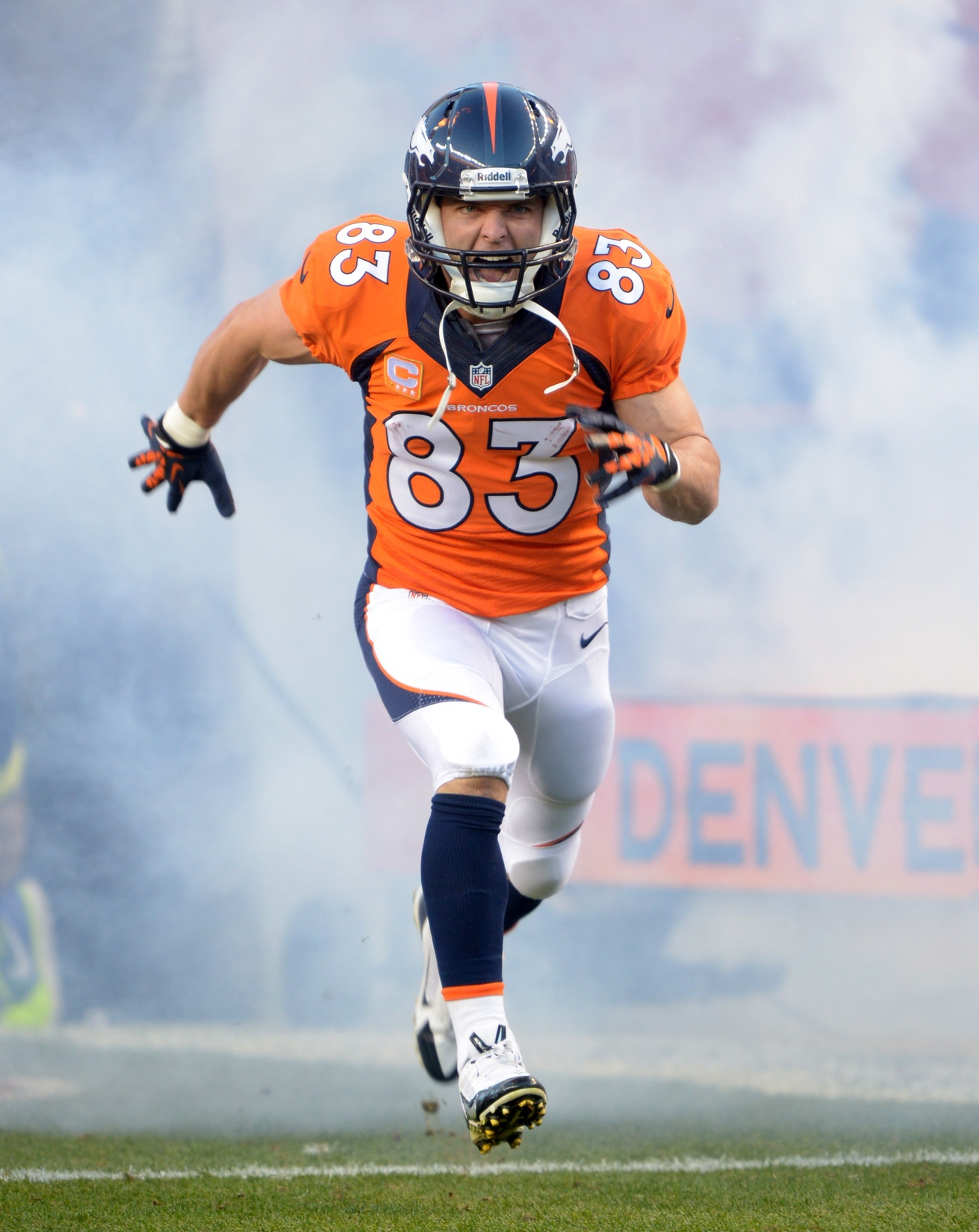 """Wes Welker Suspended Four Games For """"Talking To Molly""""… Maybe"""