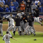 VIDEO: Giants Win The World Series, Bumgarner's MVP Ceremony Gets Weird