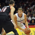"""Blake Griffin Describes His First Experience At A Donald Sterling """"White Party"""""""