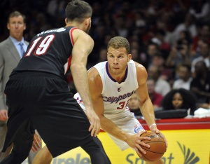 "Blake Griffin Describes His Experience At A Donald Sterling ""White Party"""