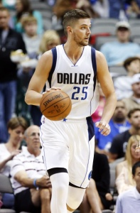 Chandler Parsons Owes Dirk Nowitzki Dinner For The Whole Season