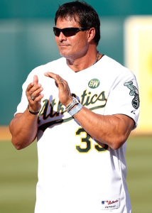 PICS: Jose Canseco Asks Shania Twain To Marry Him On Twitter
