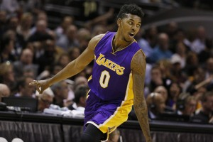 PICS: Iggy Azalea Gives Nick Young A Very Swaggy Gift For Christmas