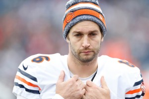 Jay Cutler Has Goes Into Panic While Playing Daddy Day Care