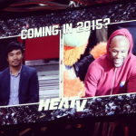 Manny Pacquiao And Floyd Mayweather Are Finally In The Same Arena