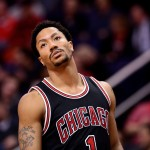 Sad News & Players React: Derrick Rose Injures Knee Again & Will Require Surgery