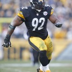 VIDEO: Beast! I Bet James Harrison Can Lift More Than You With One Hand