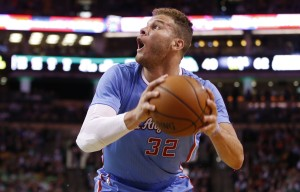 VIDEO: Blake Griffin Defies Basketball Laws With A 360 Degree Block