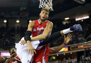 VIDEO: Blake Griffin's Impression Of Austin Rivers Is Mean, But Great