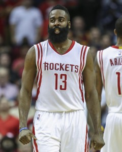 PICS: The Houston Rockets Called The Wrong James, King James
