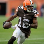 "VIDEO: Browns Receiver Andrew Hawkins Has What We Call ""Quick Feet"""