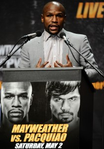 VIDEO: Mayweather & Pacquiao Fight Commercial Will Get You Pumped