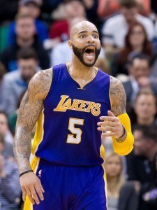 "VIDEO: Carlos Boozer Finally Explains The ""Shoe Polish"" On His Head"