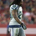 """PIC: Marshawn Lynch Appears To """"Hang Them Up"""" And Retires"""
