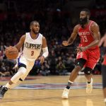 CP3 Lands In Texas. Chris Paul Traded To The Houston Rockets