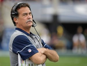 "VIDEO: ""All Or Nothing"" Captures Emotional Moment Jeff Fisher Was Fired"