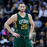 Gordon Hayward Agrees To New Contract. Splurges At Discount Suit Store