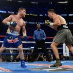 PHOTOS: Best Photos From The Canelo vs. Golovkin Fight