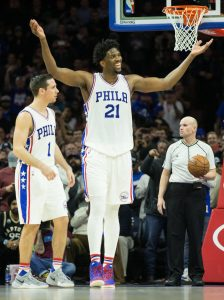 "Joel ""The Process"" Embiid Signs $148 Million Extension"