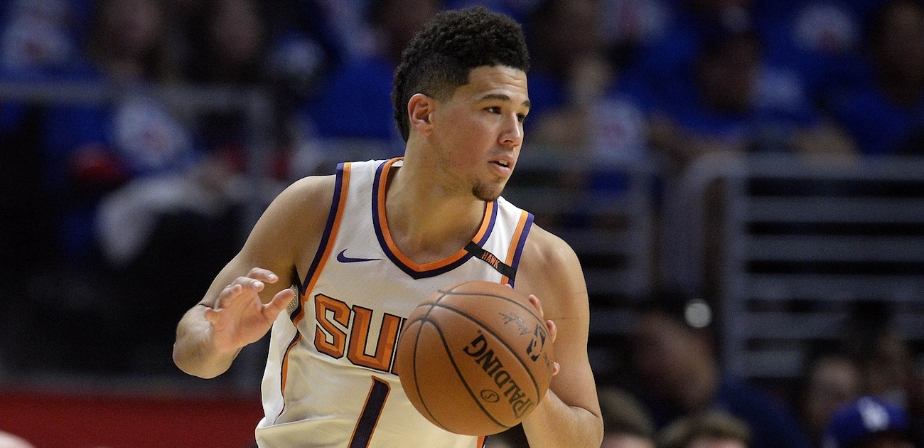 Suns Will Now Involve Devin Booker In All Major Team Decisions