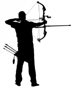 What Is A Kisser In Archery? Definition & Meaning On SportsLingo.com