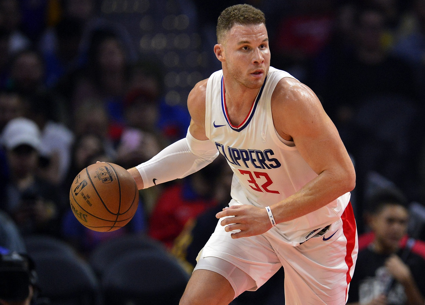 Lob City Comes To An End. Clippers Trade Blake Griffin To ...